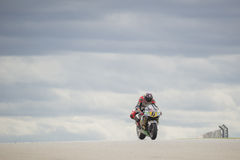 Stefan Bradl MotoGp Royalty Free Stock Photos