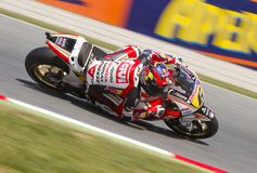 Stefan Bradl racing Stock Photography