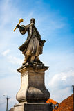 Stefan Czarniecki monument Royalty Free Stock Photos