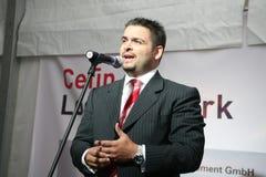 Stefan Gheorghiu Stock Image