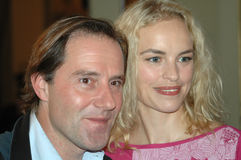 Stefan Kurth, Nina Hoss Imagens de Stock Royalty Free