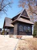 Stefan Zeromski cottage, Naleczow, Poland Stock Image