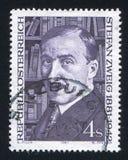 Stefan Zweig Stock Images