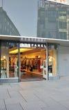 Stefanel fashion store in Frankfurt Royalty Free Stock Image