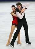 Stefania BERTON / Ondrej HOTAREK (ITA) Royalty Free Stock Photos