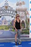 Stefania Rocca al Giffoni Film Festival 2013 Royalty Free Stock Photography