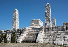 Stefanik's tomb, Slovakia Royalty Free Stock Photos