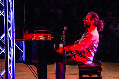 Stefano Bollani live Stock Photos