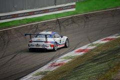 Stefano Colombo, Porsche Carrera-Kop 2015 in Monza Royalty-vrije Stock Afbeeldingen