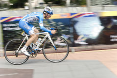 Stefano Locatelli (ITA), rider Colnago CSF INOX Stock Photography