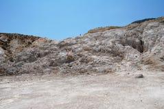 Stefanos volcano, Nisyros Stock Photos