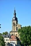 STEFANSKIRCHE (圣斯蒂芬的教会)在琥珀,德国 免版税图库摄影