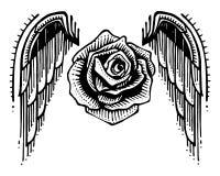 Steg påskyndar blomman och illustrationen stock illustrationer