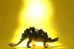 stegasarous玩具 免版税图库摄影
