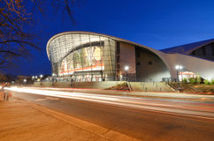 Stegeman Coliseum Stock Photo