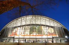 Stegeman Coliseum Royalty Free Stock Image