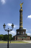 Stegessaule Monument - Berlin - Germany Royalty Free Stock Image