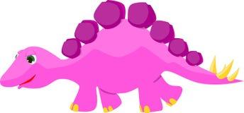Stegosauro Immagini Stock