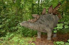 Stegosauro Fotografia Stock