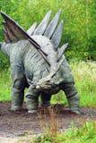 Stegosaurus Immagini Stock