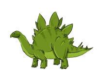 stegosaurus Fotos de archivo