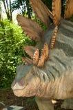 stegosaurus royalty-vrije stock fotografie