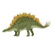 stegosaurus Fotografie Stock