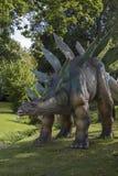 stegosaurus Imagen de archivo libre de regalías