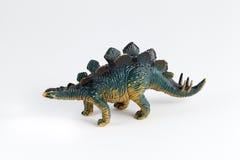 Stegosaurus, brinquedo do dinossauro Imagem de Stock