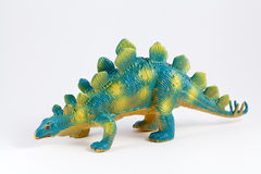 Stegosaurus, colorful dinosaur toy Royalty Free Stock Photography