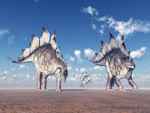 Stegosaurus del dinosaurio libre illustration