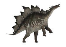 Stegosaurus del dinosauro royalty illustrazione gratis