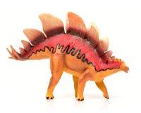 Stegosaurus dinosarus toy Royalty Free Stock Photography