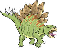 Stegosaurus Dinosaur Royalty Free Stock Photo