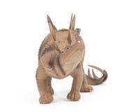Stegosaurus dinosaur isolated Royalty Free Stock Images
