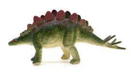 Stegosaurus dinosaur toy Royalty Free Stock Image