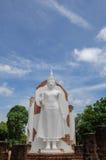 Stehender Buddha stockfotos