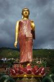 Stehender Buddha Lizenzfreies Stockfoto