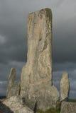 Stehender Stein Stockbilder