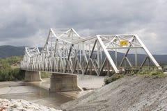 Stehlen Sie Brücke Stockbild