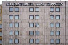 Steigenberger Graf Sterowiec luksusowy hotel fotografia royalty free