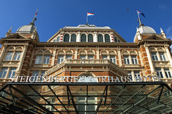 Steigenberger Kurhaus Hotel in The Hague for sale. Due to the ongoing economic crisis in the Netherlands and Europe, the number of guests running back, as well Stock Image