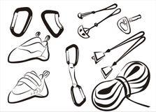 Steigende Ausrüstungswaren und -material Stockbilder