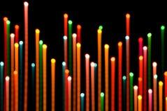 Steigende Leuchten Lizenzfreie Stockbilder