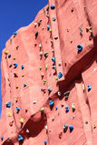 Steigende Wand Stockbild