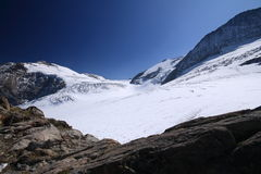 steigletscher ледника Стоковое фото RF