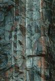 Steigung der Granitklippe Lizenzfreies Stockfoto