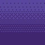 Steigungs-Vektorhintergrund der Pixelkunstart purpurroter Lizenzfreies Stockfoto
