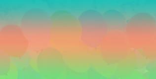 Steigungshintergrundballone stockfotos