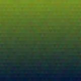 Steigungsmuster von Dreiecken Lizenzfreie Stockfotos